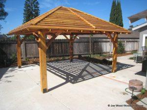 Shade Pavilion