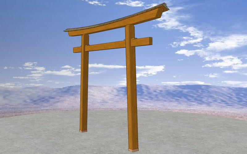 Torii Gate Kits 2
