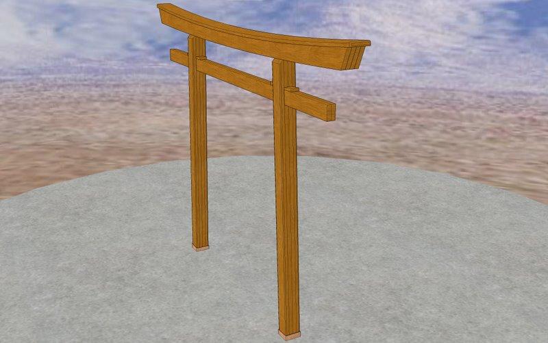 Torii Gate Kits 14