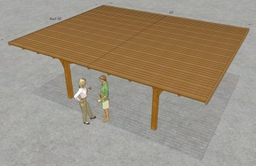 A San Diego Patio Cover Design