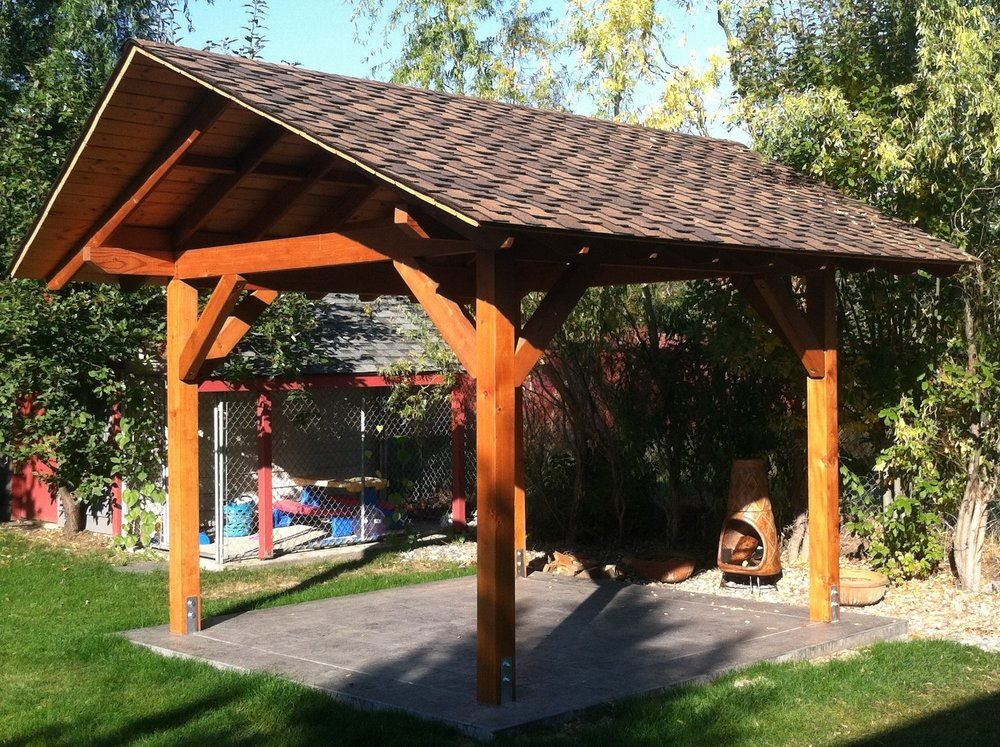 10X Straight Roof Gable 1