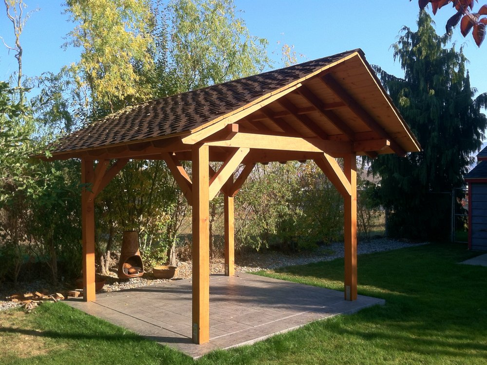 10X Straight Roof Gable 5